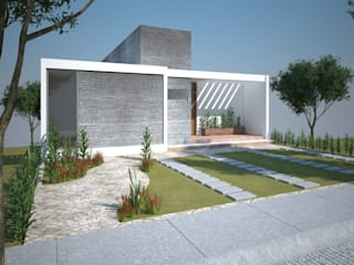 Axios Arquitectos Maisons modernes