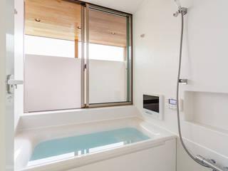 Scandinavian style bathroom by 一級建築士事務所haus Scandinavian