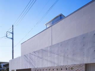 FACADE  | 百日紅の家 | RC造高級注文住宅: Mアーキテクツ|高級邸宅 豪邸 注文住宅 別荘建築 LUXURY HOUSES | M-architectsが手掛けた家です。,