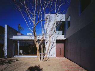 GARDEN  | 百日紅の家 | RC造高級注文住宅: Mアーキテクツ|高級邸宅 豪邸 注文住宅 別荘建築 LUXURY HOUSES | M-architectsが手掛けた家です。,