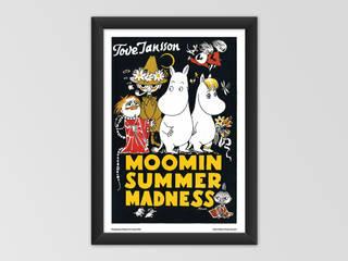 Vintage Moomin posters: scandinavian  by Moomin, Scandinavian