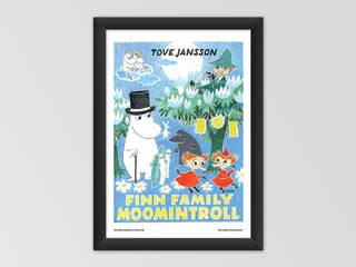 Finn Family Moomintroll:   by Moomin