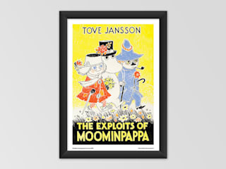 The Exploits of Moominpappa:   by Moomin