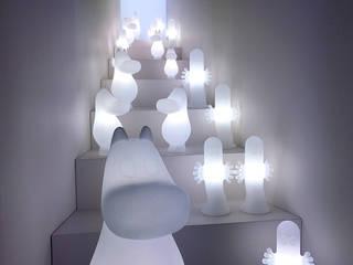 Moomin Lights by Feelis Helsinki: minimalist  by Moomin, Minimalist