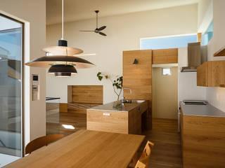 Scandinavian style kitchen by 一級建築士事務所haus Scandinavian