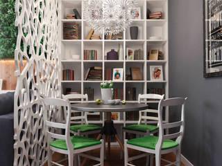 Scandinavian style dining room by Dizzy Interior Scandinavian