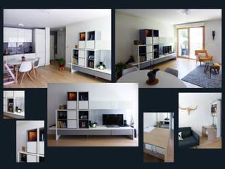 Appartement d'Issy par I.D.E.E Moderne