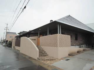 一級建築士事務所 ヒモトタクアトリエ Country style house
