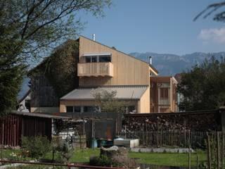 Modern Houses by bb architektur gmbh Modern