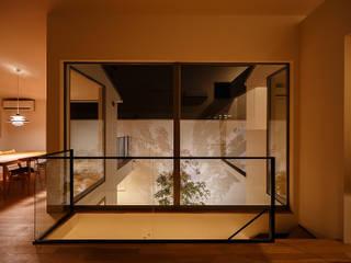 wrap 北欧デザインの リビング の 一級建築士事務所haus 北欧