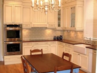 Kathryn Osborne Design Inc. Kitchen