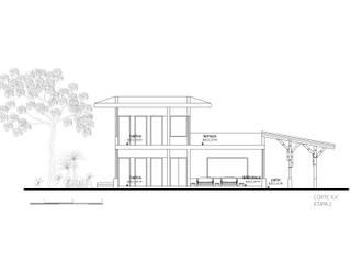 de estilo  por Komoni_Arquitectos