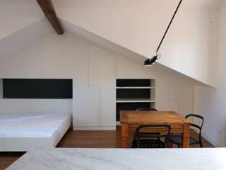 apartment in san polo, venice by cfk architetti