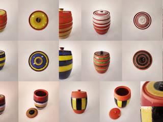 오색빛깔 옹기 항아리 : 하랑(HARANG ceramic studio) 의 촌사람 같은 ,러스틱 (Rustic)