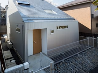 トネリコの家 モダンな 家 の 長久保健二設計事務所 モダン