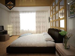 Chambre de style  par Decor&Design, Industriel
