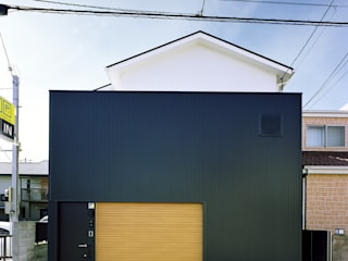 尼崎の家 モダンな 家 の 中間建築設計工房/NAKAMA ATELIER モダン