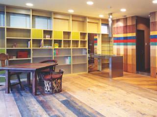 ユミラ建築設計室 Modern dining room