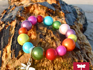 "Armband ""All Colours"":  Kunst  von AJOLA ® GbR"