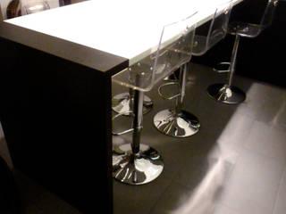 CUISINE MINIMALISTE: Cuisine de style de style Minimaliste par AGENCE JP BARET