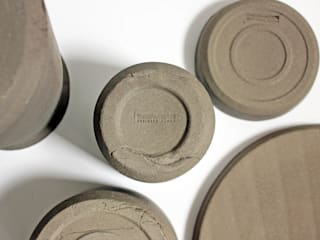 Grey Collection Tableware de Theceramicists Ecléctico
