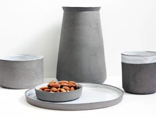 Grey Collection Tableware de Theceramicists Moderno