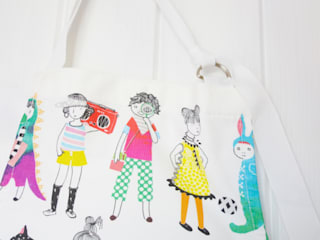 Dress Up Day - Kids Apron:   by Sas and Yosh