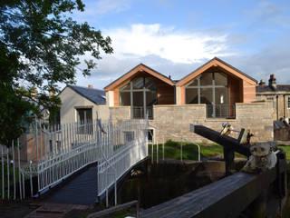 Bridge Lock Mews Hetreed Ross Architects Modern houses