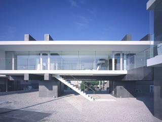 中山の住宅 アトリエ環 建築設計事務所 モダンな 家