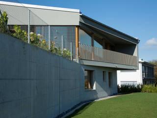 EFH Neubau in Leutwil Moderne Häuser von wernli architektur ag Modern