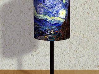iF Dizayn Tasarım Ürünleri – iF Dizayn Van Gogh Abajur:  tarz