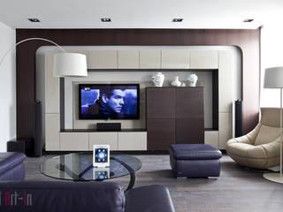 Salon moderne par Art-In Moderne