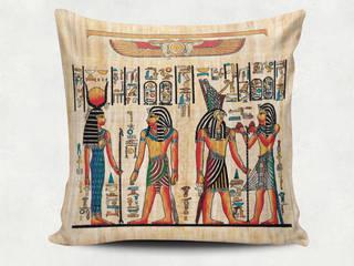 iF Dizayn Tasarım Ürünleri – iF Dizayn Mısır Firavun Yastık Kırlent:  tarz