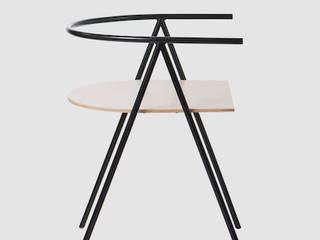krzesło A1 od LATKO+SMOLARCZYK Nowoczesny