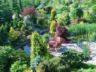 Classic style garden by Centrum ogrodnicze Ogrody ResGal Classic