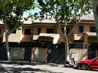 Casas de estilo  por DE DIEGO ZUAZO ARQUITECTOS