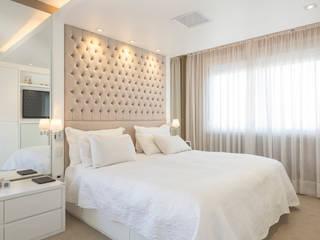 Slaapkamer door Kali Arquitetura