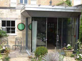 Herschel Museum Hetreed Ross Architects Modern style doors