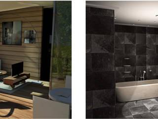 Hotels by Sandra & Milena Design, Modern
