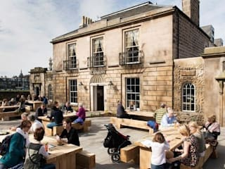 Raeburn House Hotel, Edinburgh Colonial style hotels by Aitken Turnbull Architects Colonial