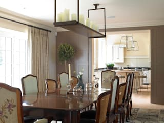 Dining room by Concept Interior Design & Decoration Ltd, Classic