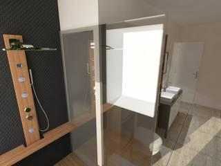 LE LAB Design Modern Bathroom