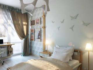 Dormitorios infantiles de estilo moderno de One Studio Moderno