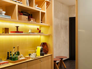 Modern study/office by BC Arquitetos Modern