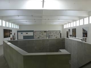 padiglione germania, biennale d'arte 2015:  in stile  di cfk architetti