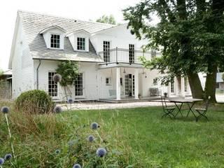 Kolonialne domy od raphaeldesign Kolonialny