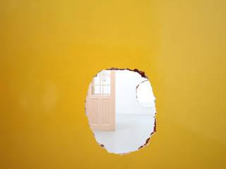 padiglione brasile, biennale d'arte 2015:  in stile  di cfk architetti