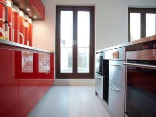 Cocinas de estilo industrial de raphaeldesign Industrial