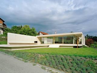 Gartenfassaden:  Häuser von Rossetti+Wyss Architekten