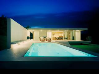 Rossetti+Wyss Architektenが手掛けたプール
